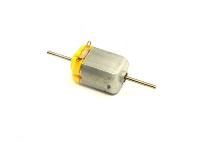 130 biaxial micro motors Both sides have a shaft DC motor