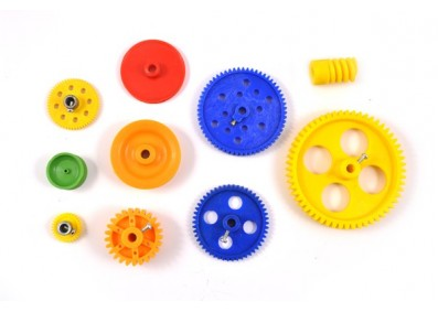 10 pulley set