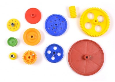 11 pulley set